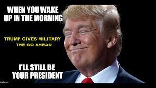 Ο Τραμπ δίνει στο στρατό το πρώτο βήμα! Όλοι θα γνωρίζουν την αλήθεια σε 3-5 ημέρες!