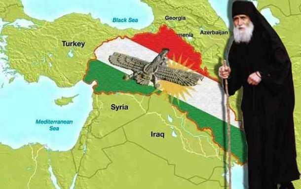Επικαιροποιούν με ταχύτητα τις Προφητείες- έρχεται Κουρδικό με την νέα ηγεσία των ΗΠΑ; Μεταφέρονται δυνάμεις.