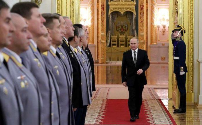Ο Πούτιν προειδοποιεί για παγκόσμιο πόλεμο!