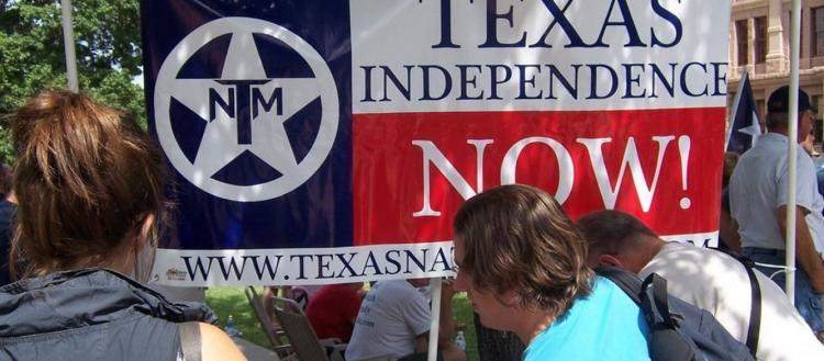 Απόσχιση του Τέξας από της ΗΠΑ! – Κατατέθηκε σχέδιο νόμου! – «Τώρα πρέπει να αποφασίσουμε για το μέλλον μας»