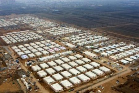 Κορωνοϊός: Τεράστιο στρατόπεδο συγκέντρωσης στην Κίνα, ΑΦΩΝΟΣ ο πλανήτης με το ΒΙΝΤΕΟ