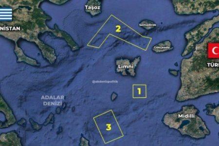 Νέες τουρκικές NAVTEX για ασκήσεις σε χρονικά διαστήματα μέχρι και τον Δεκέμβριο…