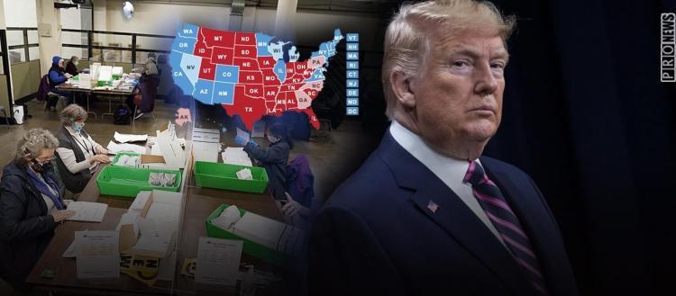 Δραματικές ώρες στις ΗΠΑ: Αποκαλύφθηκαν τυπογραφεία που τύπωναν πλαστά ψηφοδέλτια που καταμετρήθηκαν στις εκλογές