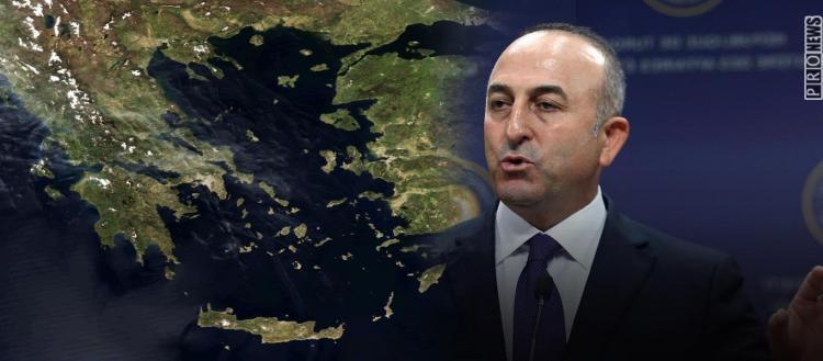 Μ.Τσαβούσογλου: «Αν η Ελλάδα συνεχίσει να κάνει στρατιωτικές ασκήσεις οπουδήποτε στο Αιγαίο θα αντιδράσουμε»
