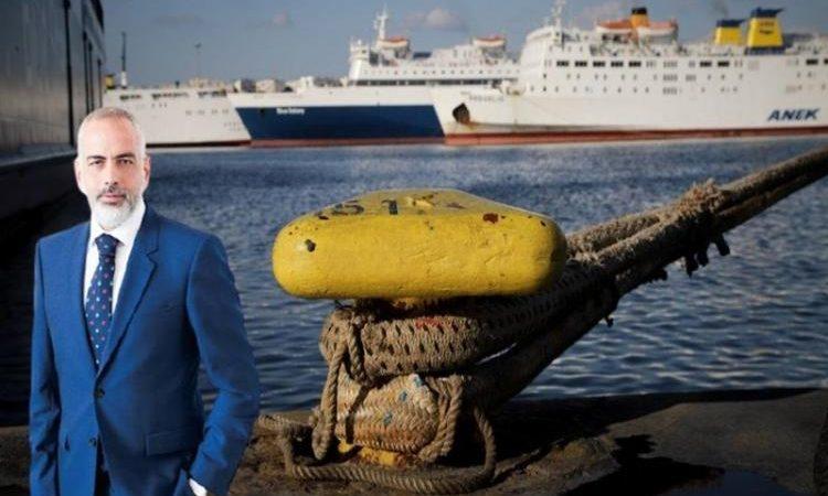 Απαντήσεις στα περί διακρίσεων μεταξύ Λεμεσού και Λάρνακας για θαλάσσια σύνδεση Ελλάδας Κύπρου.