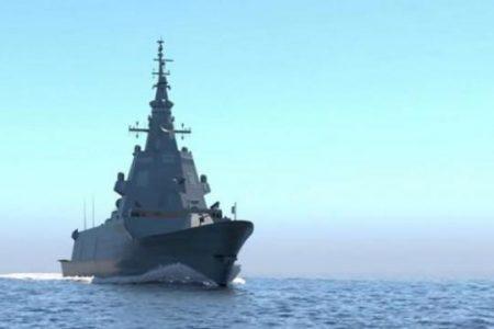 Η ελληνικής κατασκευής φρεγάτα «Κωνσταντινούπολη» για το Πολεμικό Ναυτικό