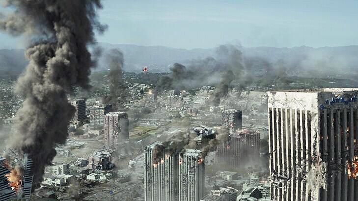 Ο San Andreas είναι έτοιμος να μετακινηθεί από την ταινία καταστροφών στην εκπομπή της πραγματικότητας.
