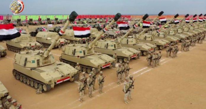 Αίγυπτος: Η αφύπνιση ενός στρατιωτικού γίγαντα – Ο ρόλος-καταλύτης της Ελλάδας.