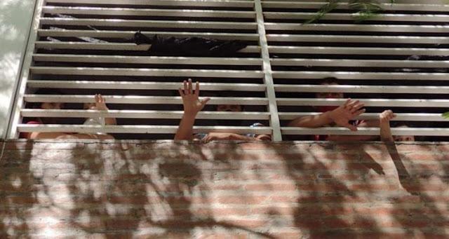 Καταγγέλλουν δραματικά καθεστώτα «φυλακών» σε υγειονομικές κατοικίες στην Αργεντινή.