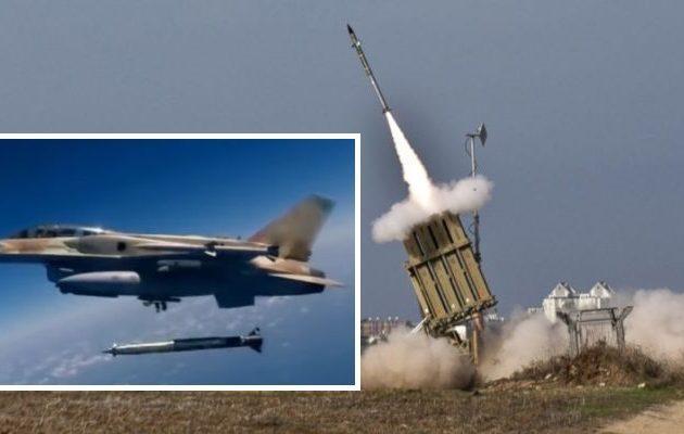 Το Ισραήλ εξοπλίζει την Ελλάδα με τον Σιδερένιο Θόλο που καταρρίπτει τους S-400 – Τι άλλο μας δίνει.