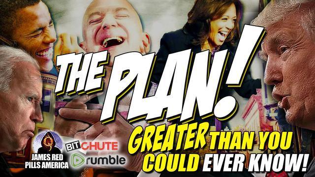 """Επος! """"Αυτό είναι το σχέδιο! Είναι μεγαλύτερο από ό, τι δεν θα μπορούσαμε ποτέ να ξέρουμε!"""" & Προφητική προειδοποίηση στον Τζο Μπάιντεν!"""