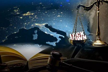 «Κύμα» αποφάσεων στην Ευρώπη για αντισυνταγματικότητα των lockdown: Μετά τη Γερμανία και η Ολλανδία