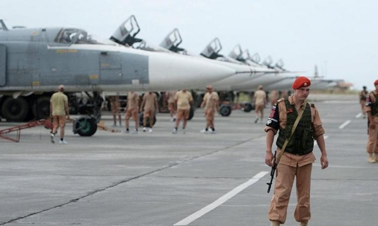 """Ρωσοτουρκικός """"πόλεμος"""" στη Συρία: Ετοιμάζεται να αναλάβει τον πλήρη έλεγχο του εναέριου χώρου."""
