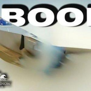 Η ταινία αντικατοπτρίζει την πραγματικότητα! Doomsday Clock Links Boom!