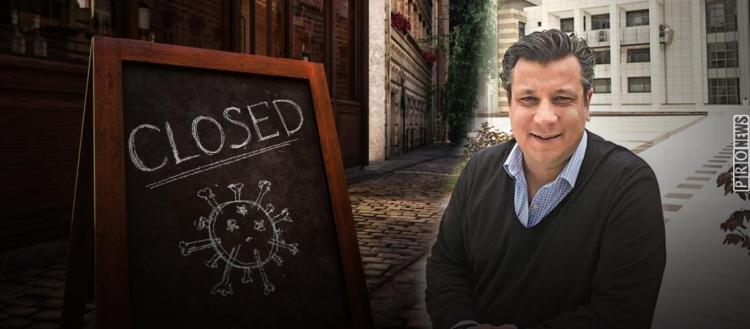 «Πήδηξαν από το καράβι» οι «ειδικοί»: «Ανοίξτε μαγαζιά, σχολεία & εστίαση – Κουράστηκε η επιτροπή» λέει ο Μ.Δερμιτζάκης