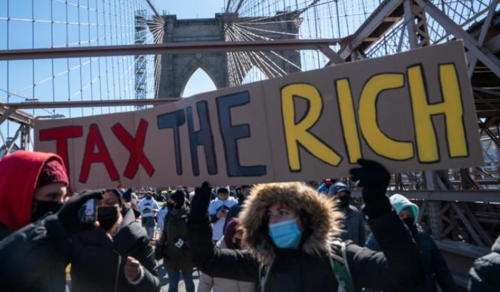 Οι πλούσιοι θα γίνουν φτωχοί και οι φτωχοί ζητιάνοι του κράτους! Έρχεται οικονομικός «αρμαγεδώνας» με εντολή Μπάιντεν – ΒΙΝΤΕΟ.