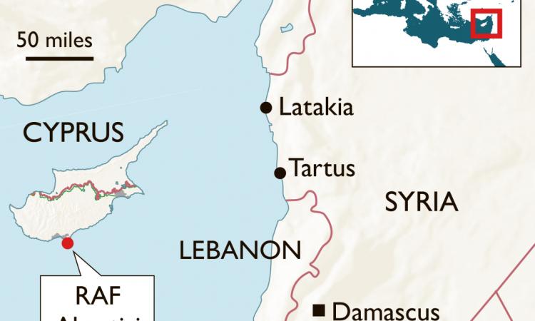 Μαίνεται ο «ψυχρός» ηλεκτρονικός πόλεμος πάνω από τους κυπριακούς αιθέρες.