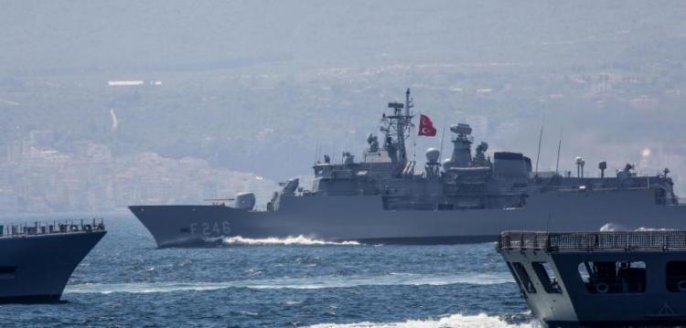 """Οι ΗΠΑ """"γονατίζουν"""" την Τουρκία: """"Γυμνές"""" οι φρεγάτες τους – Ξεμένουν από εκτοξευτές πυραύλων Mark 41"""