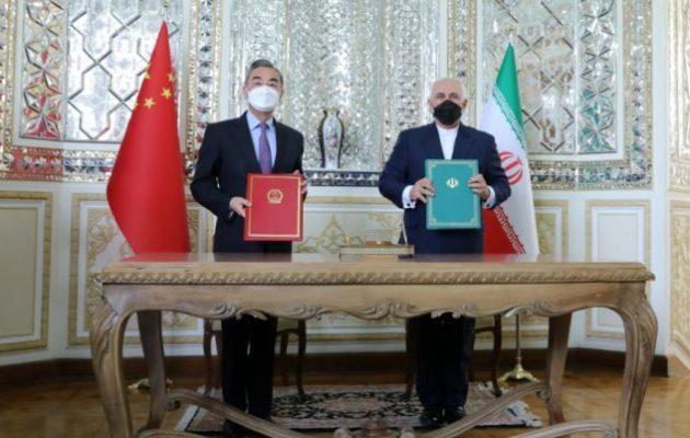 Η Κίνα κατέλαβε το Ιράν και αναπτύσσει στρατεύματα στο έδαφός του – Γερμανία και Τουρκία μαζί τους.
