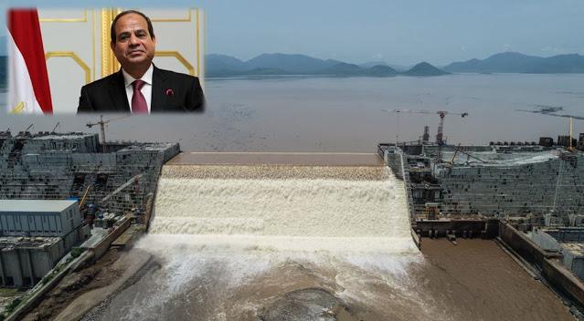 Η Αίγυπτος προειδοποιεί την Αιθιοπία εάν υπάρξει μείωση των υδάτων του Νείλου.