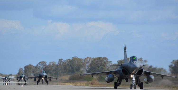 Ακόμα έξι γαλλικά μαχητικά Rafale για την Πολεμική Αεροπορία; Πολύ σημαντική εξέλιξη.