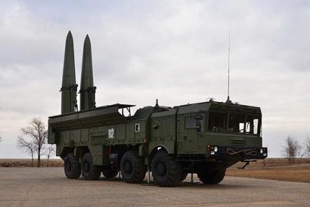 Iskander: Δεν «παίζουν» οι Ρώσοι – Αναπτύσσουν βαλλιστικούς πυραύλους κοντά στην Ουκρανία [pics].