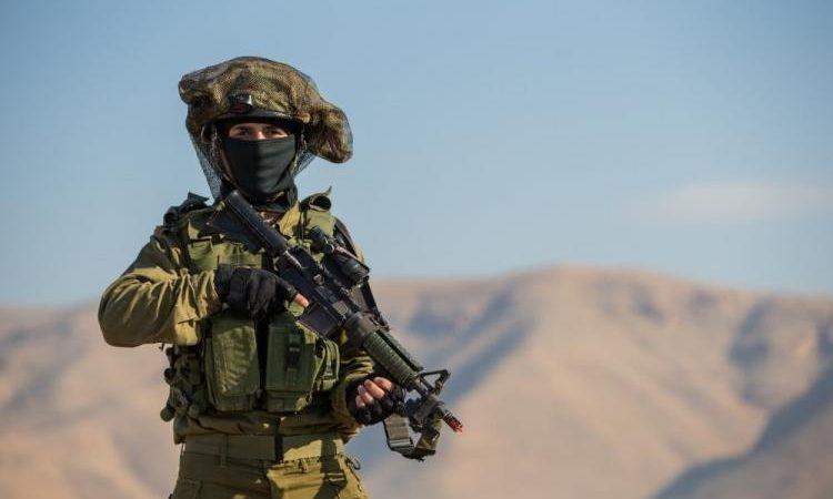 Η Ταξιαρχία Commando IDF ετοιμάζεται να πολεμήσει τη Χεζμπολάχ.