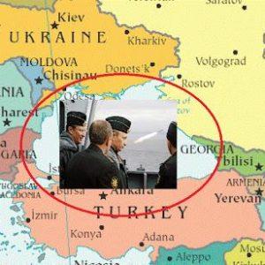 APR 13 Το Ρωσικό Δαχτυλίδι Της Φωτιάς Που Θα Καταλάβει Την Κωνσταντινούπολη Μέχρι Τον Εύξεινο Πόντο! Ο Διαμελισμός Της Ουκρανίας, Ρουμανίας, Βουλγαρίας, Γεωργίας! Η Κρίσιμη Και Μοιραία Απόφαση Της Ελλάδας!