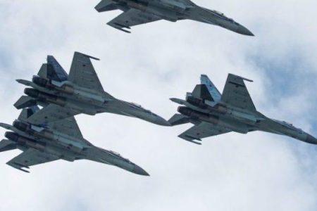 Ρώσικα αεροσκάφη επιτέθηκαν σε βάση στη Συρία