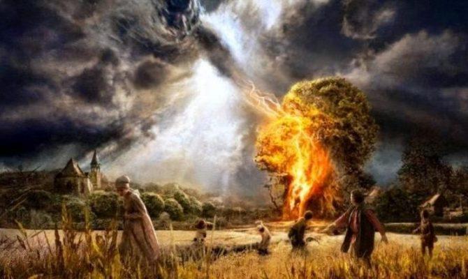 Ξεκίνησαν οἱ καθαρτήριες διαδικασίες τοῦ Χριστοῦ στὴν κοινωνία … Ἔρχεται τό τέλος στὸ ψευτο-ρωμαίϊκο