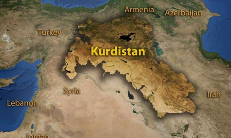 """Τούρκοι: """"ΗΠΑ & Ισραήλ ετοιμάζουν το Μεγάλο Κουρδιστάν""""."""