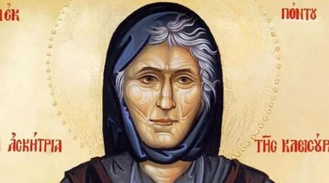 «Θα πέσουν όλοι οι δαίμονες στην Ελλάδα» Αγία Σοφία της Κλεισούρας- ΝΑ ΜΗΝ ΕΧΟΥΜΕ ΠΑΡΑΠΟΝΟ μας τα είπαν όλα οι άγιοι μας