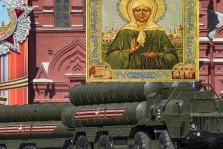 ΚΥΡΙΑΚΗ της ΑΝΑΣΤΑΣΕΩΣ του 2021 συγκυρία να εορτάζει η Μεγάλη Αγία που προέβλεψε ΤΡΕΙΣ Παγκοσμίους Πολέμους, οι Δύο έγιναν απομένει ο Τρίτος.
