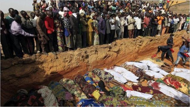 «Καθαρή Γενοκτονία»: Πάνω Από 6.000 Νιγηριανοί Χριστιανοί Νεκροί Από Τον Ιανουάριο.