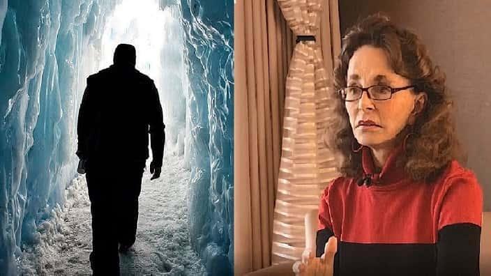 Κάτι Τεράστιο έχει Ανακαλυφθεί Θαμμένο στην Ανταρκτική