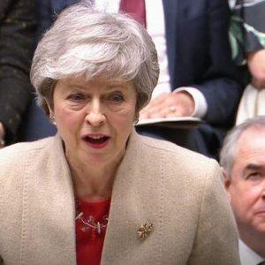 Brexit: Απορρίφθηκε Για Τρίτη Φορά Το Σχέδιο Της Μέι