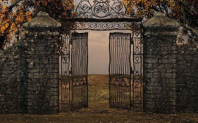 GATE OPEN