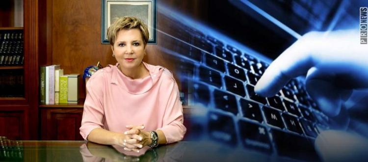 Ο γερομεγαλος Αδελφος ! Ο.Γεροβασίλη: «Όποιος αντιδρά από το διαδίκτυο κατά της κυβέρνησης διαπράττει αδίκημα – Σας παρακολουθούμε όλους»