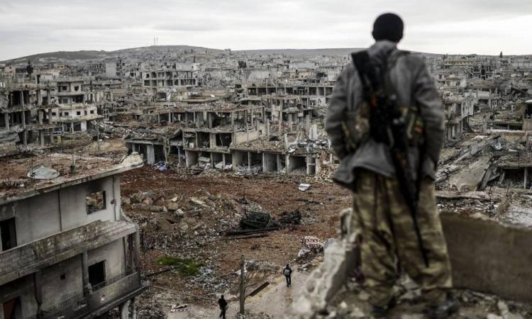 Αληθεια μιας και ξεχασαμε την Ισις , ο πολεμος στην Συρια τι εγινε; Μηπως τελειωσε ;