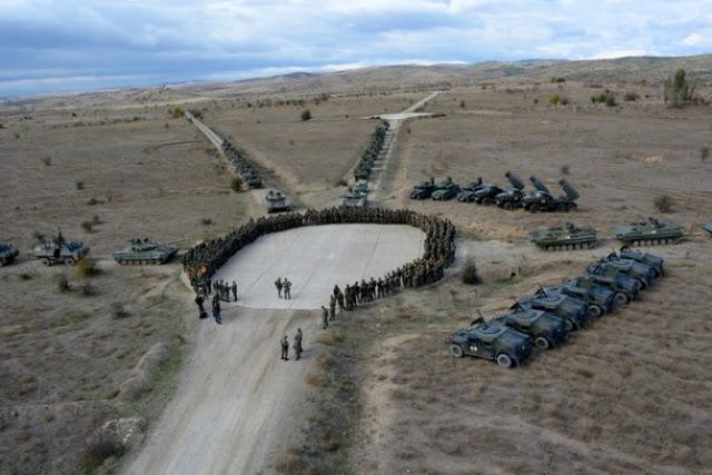 Το ΝΑΤΟ φορτώνει Ουράνιο και Σαρίν στο Κρίβολακ της ΠΓΔΜ