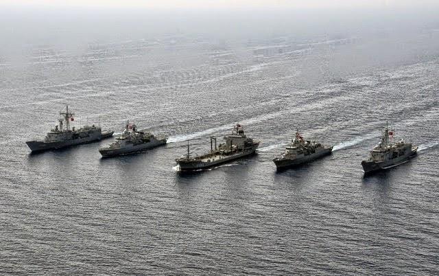 Οι ΗΠΑ Ανέπτυξαν 2 Αεροπλανοφόρα Στην Μεσόγειο: «Για Να Εξασφαλίσουμε Την Ασφάλεια Στην Περιοχή»
