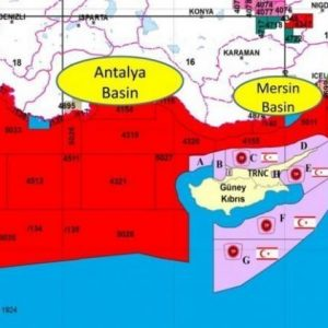 «Ώρα μηδέν»: Η Τουρκία ξεκινάει γεωτρήσεις νότια της Κύπρου – Σε ετοιμότητα στην Αθήνα για κάθε ενδεχόμενο…