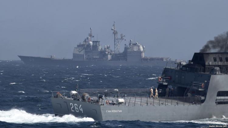 Η Μόσχα Αντιδρά Στην Πρόθεση Του ΝΑΤΟ Να Διευρύνει Την Παρουσία Του Στην Μαύρη Θάλασσα