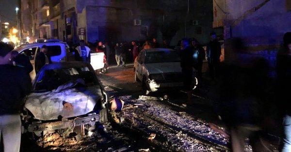 Λιβύη: Ο Στρατός Του Χαφτάρ Συνεχίζει Την Επίθεση Στην Τρίπολη