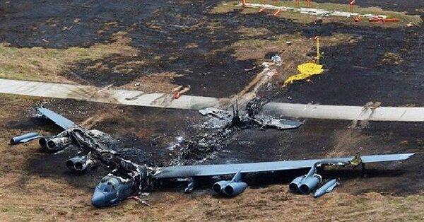 ΕΚΤΑΚΤΟ: Οι Ταλιμπάν Ανακοίνωσαν Ότι Κατέρριψαν Αμερικανικό Βομβαρδιστικό B-52 Στο Αφγανιστάν