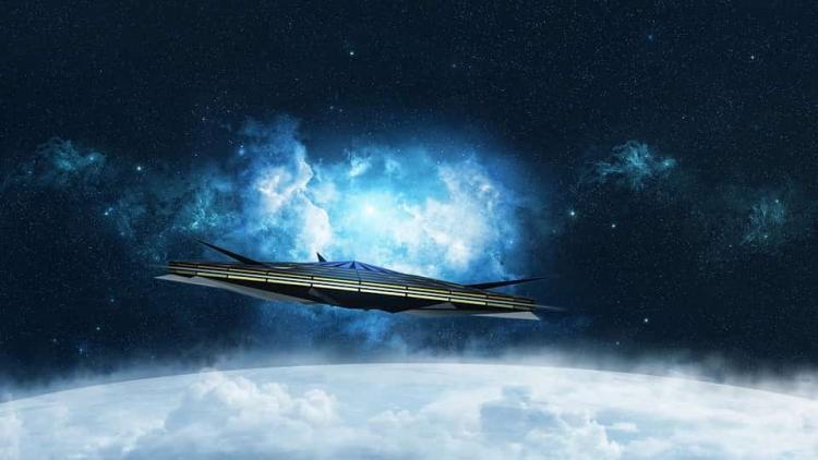 Γιγαντιαίο UFO μήκους 2,8 εκατομμυρίων χλμ στον Ήλιο