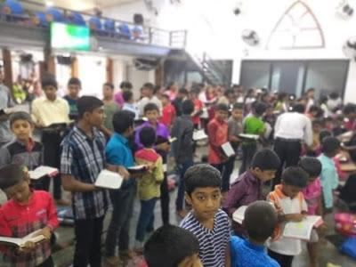 Τα παιδάκια που σκοτώθηκαν στην εκκλησία στη Σρι Λάνκα, λίγο πριν είχαν πει στο Κατηχητικό ότι ήταν έτοιμα να πεθάνουν για τον Χριστό