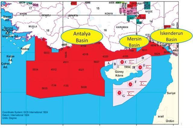 Η Τουρκία Ενημέρωσε Τον ΟΗΕ Ότι Το Μπαρμπαρός Θα Κάνει Γεωτρήσεις Στην Κυπριακή ΑΟΖ