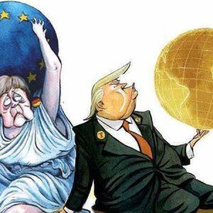 Βασίλης Βιλιάρδος : Ο πόλεμος των Η.Π.Α. με την ΕΕ