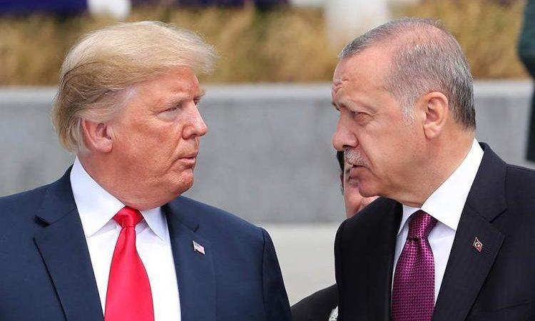 ΕΚΤΑΚΤΟ: Επικοινωνία Τραμπ-Ερντογάν – Ο Πρόεδρος των ΗΠΑ απαίτησε να ακυρωθεί η αγορά των S-400